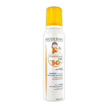 Bioderma Bioderma Photoderm Kid SPF50+ Sun Foam 150ml Renksiz